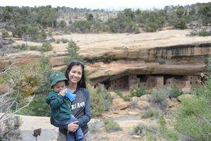 Hành trình khám phá các công viên quốc gia nước Mỹ của một nghiên cứu sinh