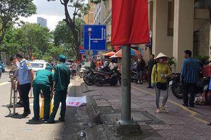 TP.HCM: Rơi từ tầng cao của khách sạn, người đàn ông nước ngoài tử vong