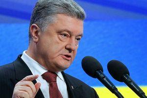 Poroshenko sẽ thông báo chấm dứt hiệp ước hữu nghị với Nga trước 30/9