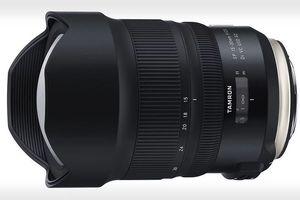 Tamron ra mắt ống kính 15-30mm f/2.8 VC G2 cho DSLR Canon và Nikon