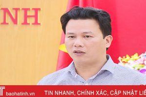 Tiếp tục CCHC, cải thiện môi trường đầu tư, xây dựng nông thôn mới