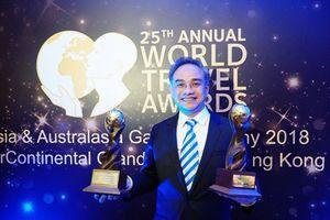 Vietravel 6 năm liên tiếp đạt Giải thưởng Du lịch thế giới