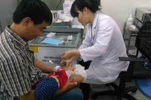 Bệnh sởi gia tăng ở các tỉnh phía Nam, nhiều trẻ phải nhập viện