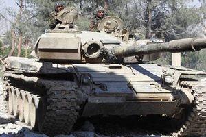 Pháo binh Syria khai hỏa dữ dội vào Lattkia, thủ lĩnh khủng bố mất mạng