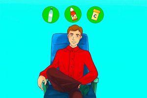 11 lời khuyên của chuyên gia về cách giữ gìn sức khỏe trên máy bay