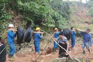 VNPT Thanh Hóa khẩn trương khắc phục thiệt hại do mưa lũ