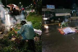 Lâm Đồng: Xe khách giường nằm va chạm với xe máy, 2 người tử vong