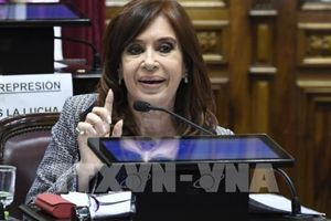 Cựu Tổng thống Argentina ra tòa lần 2 vì cáo buộc tham nhũng