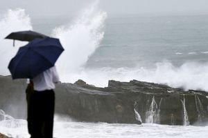 Chính quyền Nhật Bản đề xuất sơ tán 300.000 người do bão Jebi