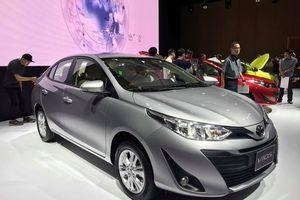 Bảng giá Toyota mới nhất tháng 9/2018: Rẻ nhất 531 triệu đồng