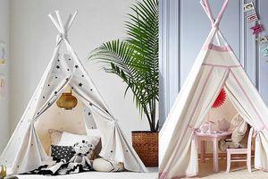 Những chiếc lều ngủ, lều chơi cho bé yêu đẹp đến xuyến xao
