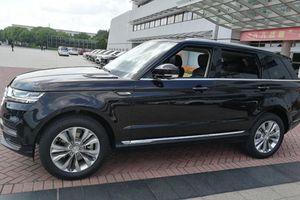 Hãng xe Trung Quốc hé lộ SUV mới, nhái kiểu dáng Range Rover Sport