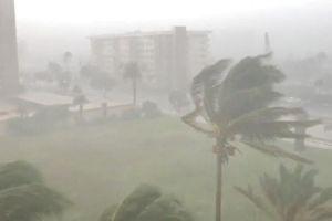 Bão nhiệt đới Gordon đổ bộ bờ biển vùng Vịnh duyên hải Mexico của Mỹ