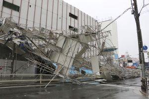 Bão Jebi tấn công phía Tây Nhật Bản, ít nhất 6 người thiệt mạng, gần 100 người bị thương