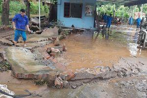 Sơn La: Nỗ lực cấp nước sạch cho người dân sau mưa lũ