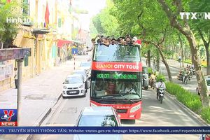 Xe buýt 2 tầng mở thêm tour buổi tối