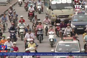 Hà Nội đề nghị sửa luật để thu phí xe cơ giới