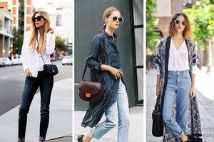 8 items thời trang không bao giờ lỗi mốt, cứ mặc vào là đẹp