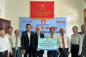 SCG hỗ trợ 1 tỷ đồng cho học sinh tỉnh Bà Rịa - Vũng Tàu