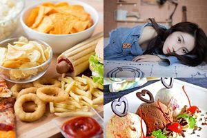 Nếu không muốn trằn trọc cả đêm thì chớ dại ăn những thực phẩm này trước khi đi ngủ