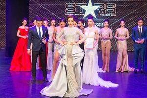 Người có cặp chân dài nhất 'làng' mẫu Việt dự thi Siêu mẫu Quốc tế 2018