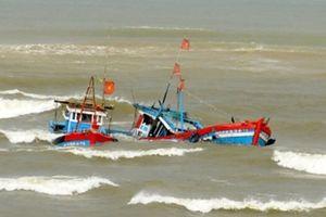 3 ngư dân mất tích bí ẩn trên biển