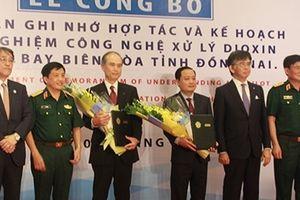 Thử nghiệm công nghệ 'làm sạch' dioxin tại Sân bay Biên Hòa