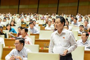 Đbqh Trương Minh Hoàng - cà mau: giải pháp bố trí vốn cho dự án cầu Hòa Trung - tỉnh cà mau?