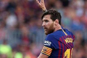 Thể thao 24h: Messi bị gạch tên khỏi danh sách rút gọn giải 'The Best'