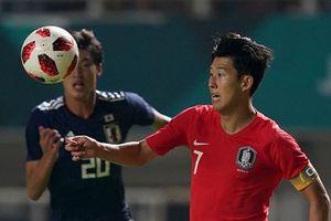 Vì sao Son Heung-min bị loại khỏi đội hình tiêu biểu ASIAD 2018?