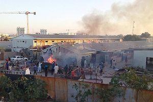 Libya: hơn 1800 gia đình sơ tán khỏi thủ đô Tripoli do bạo lực