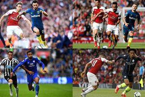 15 cầu thủ chạy nhanh nhất Premier League 2018/2019