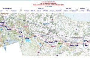 Đề xuất Nhà nước góp 2.550 tỷ đồng xây cao tốc Bắc Nam đoạn Nghi Sơn - Diễn Châu