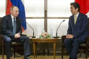 Thủ tướng Nhật Bản sẽ gặp song phương với Tổng thống Nga
