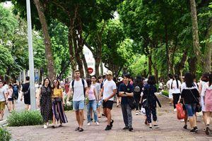 Dịp nghỉ lễ Quốc khánh 2-9: Điểm du lịch hút khách