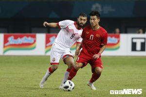 Olympic Việt Nam nổi bật trong đội hình tiêu biểu ASIAD 2018