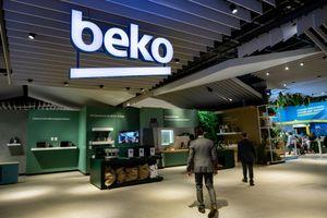 Loạt sản phẩm Beko giới thiệu tại IFA 2018
