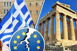 Hy Lạp - Cuộc 'lội ngược dòng' nợ công