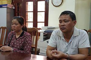 Hai vợ chồng trốn truy nã từ Đắk Nông ra Lạng Sơn vẫn không thoát