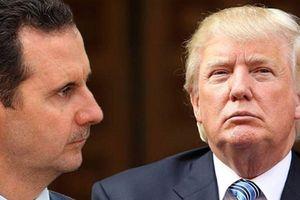 Tổng thống Trump từng muốn ám sát Tổng thống Syria Assad?