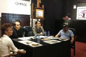 Tranh giả chữ ký của họa sĩ Vũ Giáng Hương và màn đối thoại 'nóng' của Chọn