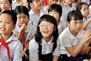 Những đứa trẻ đặc biệt ngày khai giảng