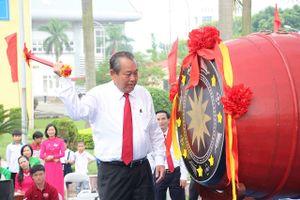 Phó Thủ tướng Trương Hòa Bình dự lễ khai giảng năm học mới tại Đà Nẵng