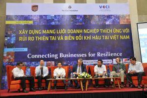 DN quan tâm mạng lưới thích ứng với rủi ro thiên tai và biến đổi khí hậu