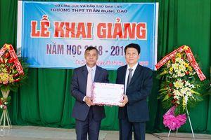 Tây Nguyên: Hơn 1,5 triệu học sinh nô nức ngày khai giảng