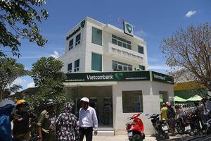 1 ngân hàng ở Ninh Hòa bị cướp tấn công bằng súng