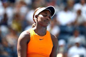 Nhà vô địch đơn nữ Mỹ mở rộng 2017 thua trắng tại tứ kết