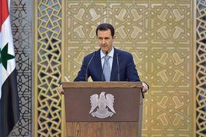 Tổng thống Assad gửi 'mật thư' cho ông Barack Obama trước cuộc nội chiến