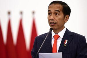 Tổng thống Indonesia sắp thăm cấp nhà nước Việt Nam