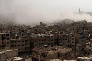 Israel giáng đòn tấn công tên lửa Syria